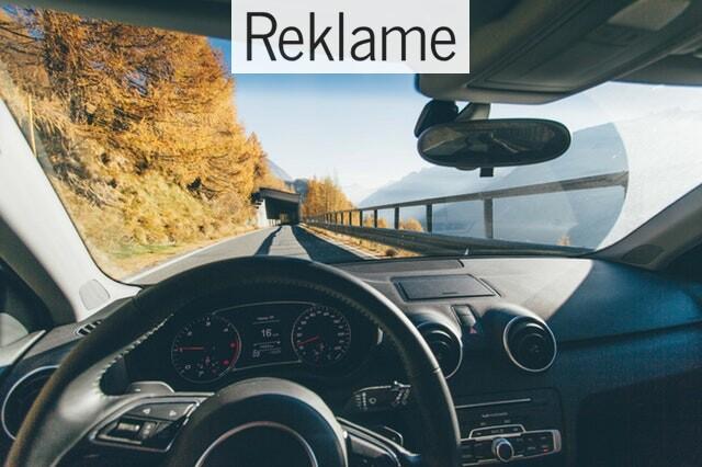 Tag på kør-selv-ferie