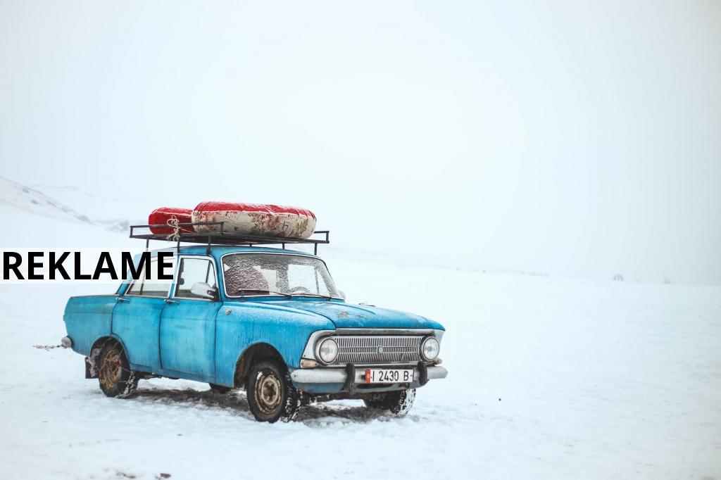 Dette udstyr til dit køretøj kan være praktisk om vinteren